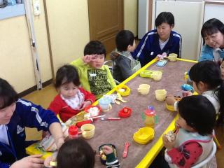 三尻中学校社会体験学習 003