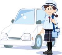 YL(夏服)自動車でお届け